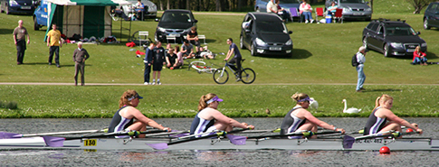 Image of BUCS racing 2010