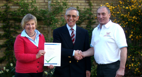 Isle of Ely Clubmark Accreditation