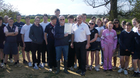 Oundle Town Clubmark Accreditation
